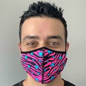 Andrew Christian Party Animal Glam Mask